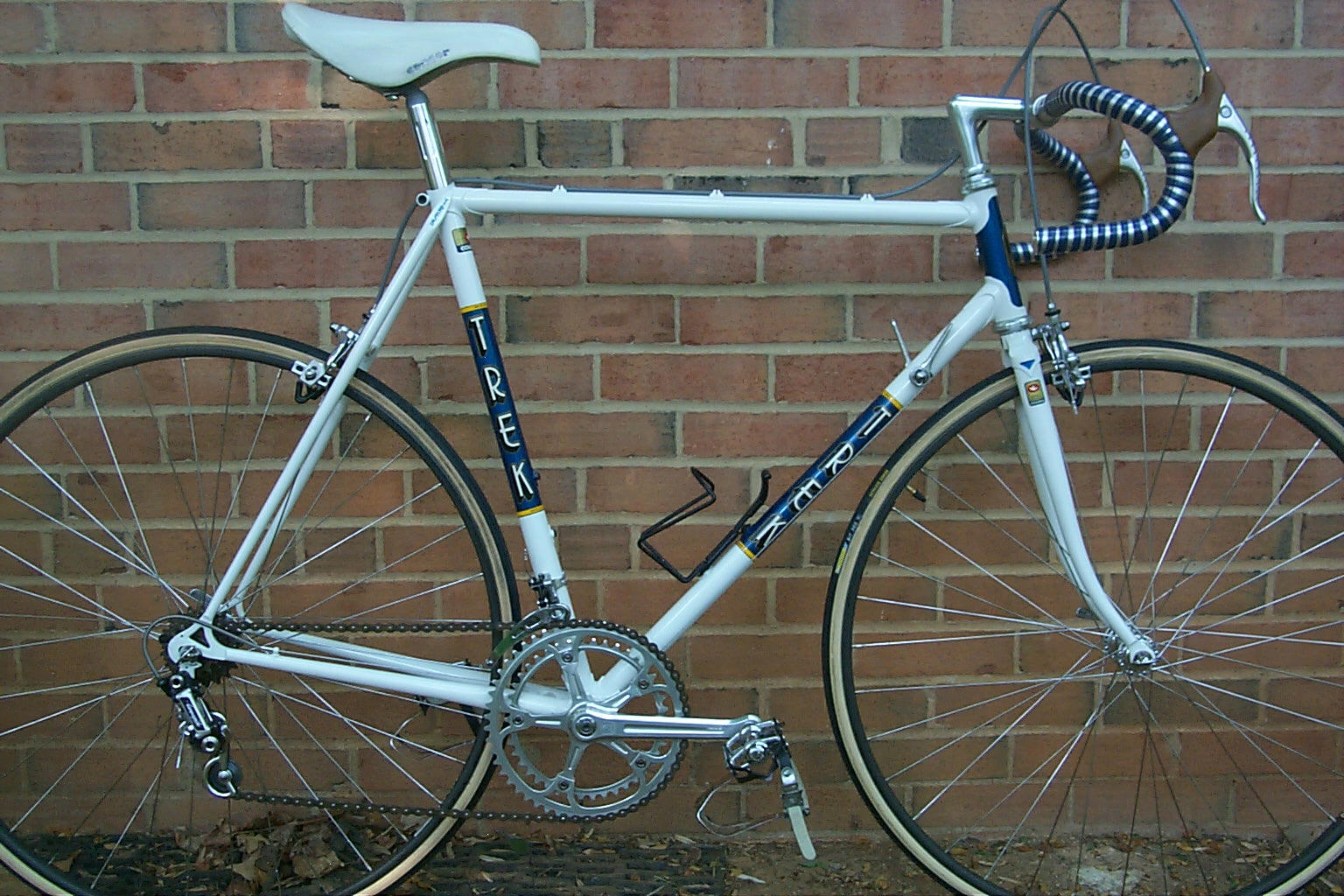 Bike Vintage Trek 1975 Waterloo Click on the photo to see an