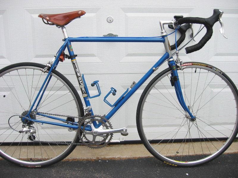 31dff8a4054 Vintage Trek Gallery - 1983 Trek Model 760 Steel Road Bike