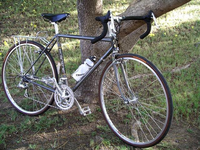 Vintage Trek Gallery - 1983 Trek 720 Touring Bike