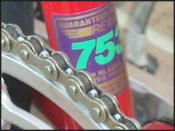 762c83bb7a8 Vintage Trek Bicycle Price Lists and Current Values, steel road ...